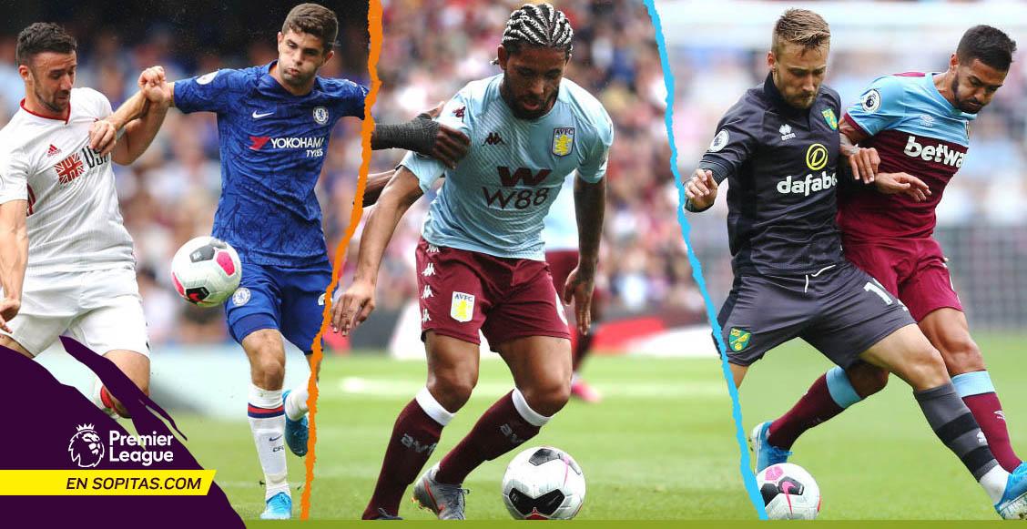 Dos caídos y un empate de último minuto: Así le fue a los recién ascendido de la Premier League