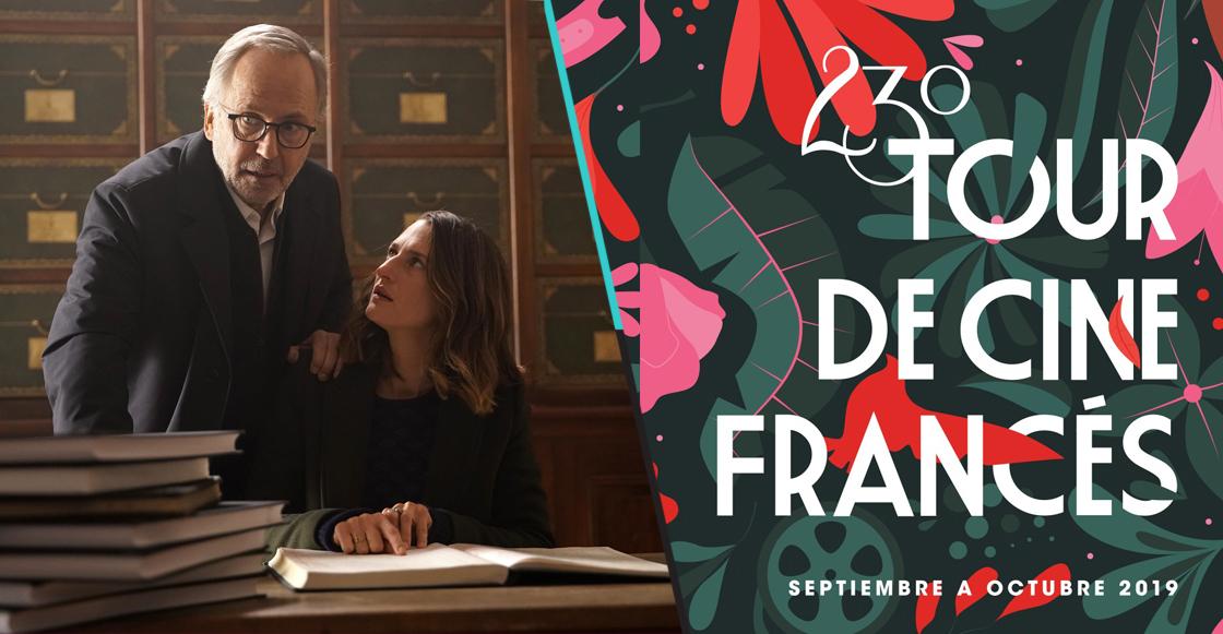 ¡Te llevamos a la premiere de 'El misterio del señor Pick' del Tour de Cine Francés 2019!