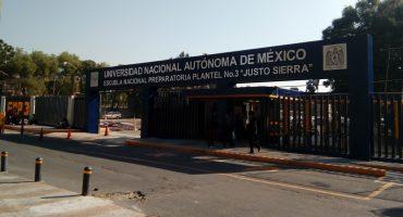 UNAM dice desconocer si hay denuncia sobre presunta violación de estudiante de Prepa 3