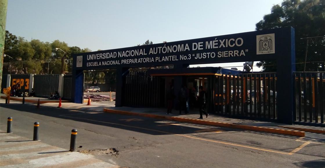 Denuncian presunta violación al interior de la Prepa 3 de la UNAM