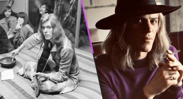 There's a starman: Checa la primera imagen de Johnny Flynn como David Bowie en 'Stardust'
