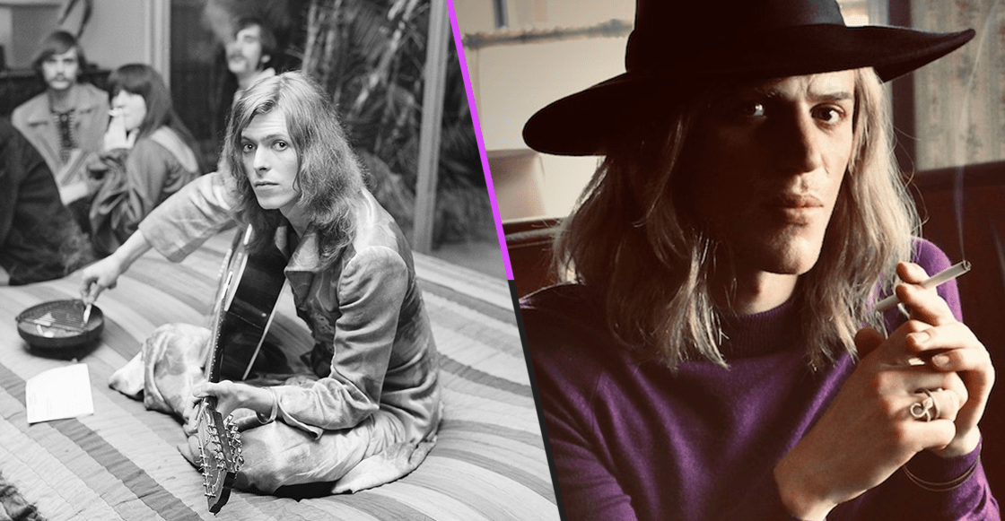 Juzgue usted: revelan cómo lucirá actor que encarnará a David Bowie