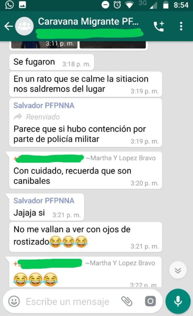 procuradora-canibales-migrantes-africanos-mexico-chiapas-mensaje