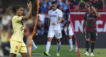 El trolleo de Querétaro a Cruz Azul, el estreno de Gio y la goleada 7-0 a Veracruz: Lo que dejó la fecha 3