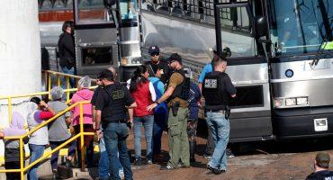 Tras varias redadas, en Mississippi fueron detenidos 680 trabajadores indocumentados