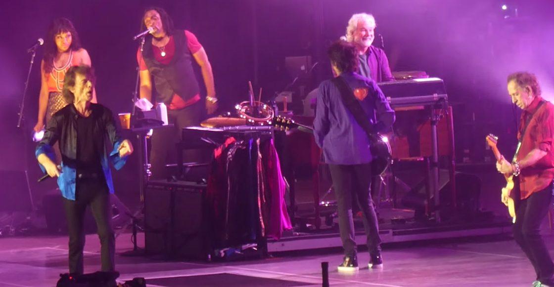 """¡Mira a los Rolling Stones tocar en vivo """"Harlem Shuffle"""" por primera vez en 29 años!"""