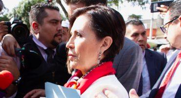 Robles peleó sus 20 mil pesos pero jueza le negó desbloqueo de cuentas bancarias
