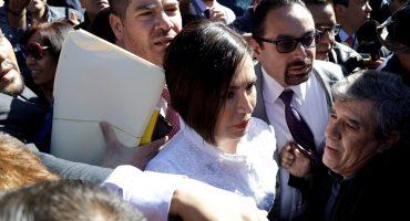 Robles paga garantía para evitar más cargos en su contra; permanecerá en prisión todo el proceso