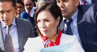 ¿No que ya no? UIF prepara nueva denuncia contra Rosario Robles