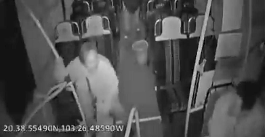 """OLOV: Así fue como una """"señora fantasma"""" asustó a un conductor de autobús"""