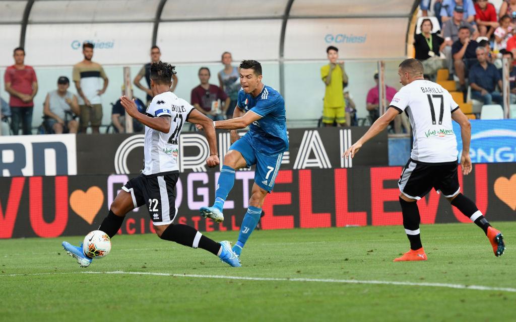 Gol anulado a Cristiano, Dybala y su futuro, Chiellini marcó luego de 8 meses: Así arrancó la Serie A