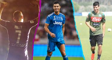 Primer gol mexicano, CR7, la Juve y Ribery: Razones para seguir la Serie A esta temporada