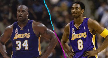 Revelan el código de Shaquille O'Nell para no pasar el balón a Kobe Bryant con los Lakers