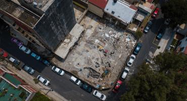 Gobierno de EPN no avanzó en el apoyo a damnificados por sismos: Programa Nacional de Reconstrucción