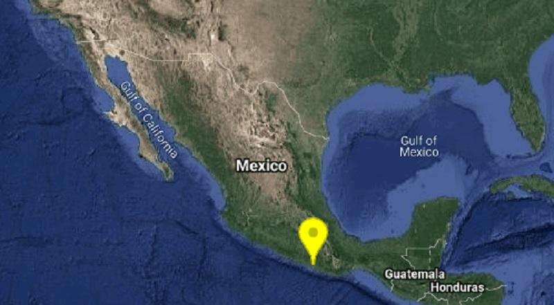 ¿Lo sintieron? Se registra sismo de 4.7 en Ometepec, Guerrero