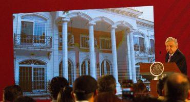 La venta de la casa de Zhenli Ye Gon es legal y la subasta procede: SAE