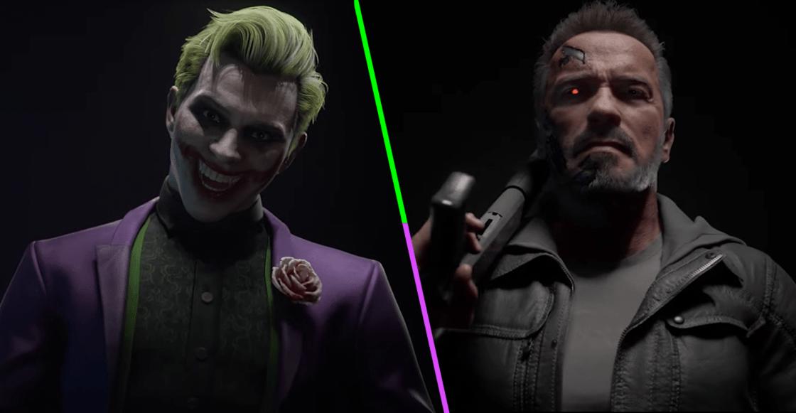 Nerdgasmo: ¡Terminator y The Joker aparecerán en 'Mortal Kombat 11'!