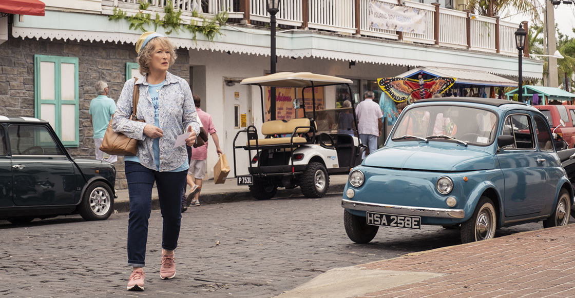 Checa el primer tráiler oficial de 'The Laundromat' de Netflix con Meryl Streep