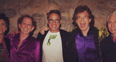 Los Rolling Stones llegan a Marte gracias a la NASA y a... ¿Robert Downey Jr.?