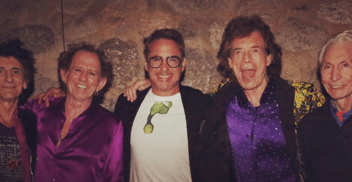 Los Rolling Stones llegan a Marte gracias a la NASA y a… ¿Robert Downey Jr.?