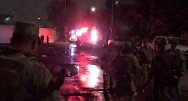 Flamazo en toma clandestina de combustible deja 6 lesionados en Iztacalco