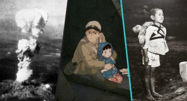 La historia detrás de 'La tumba de las luciérnagas' y las bombas de Hiroshima y Nagasaki