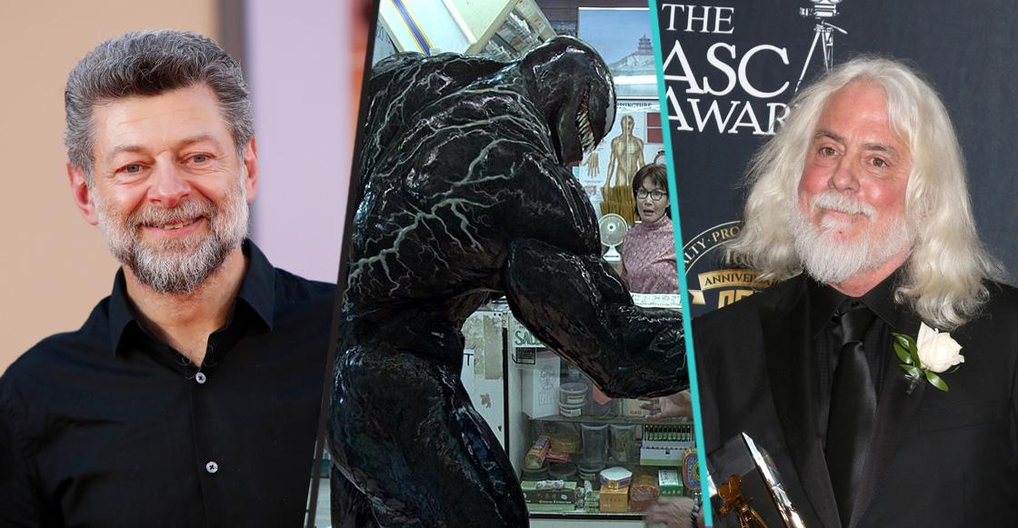 Once Upon a Venom... El cinefotógrafo de Tarantino trabajará en 'Venom 2' de Andy Serkis
