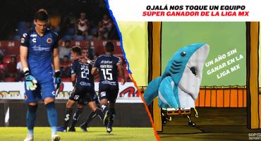 ¡Feliz aniversario! Veracruz cumple un año sin ganar y los festejamos con memes