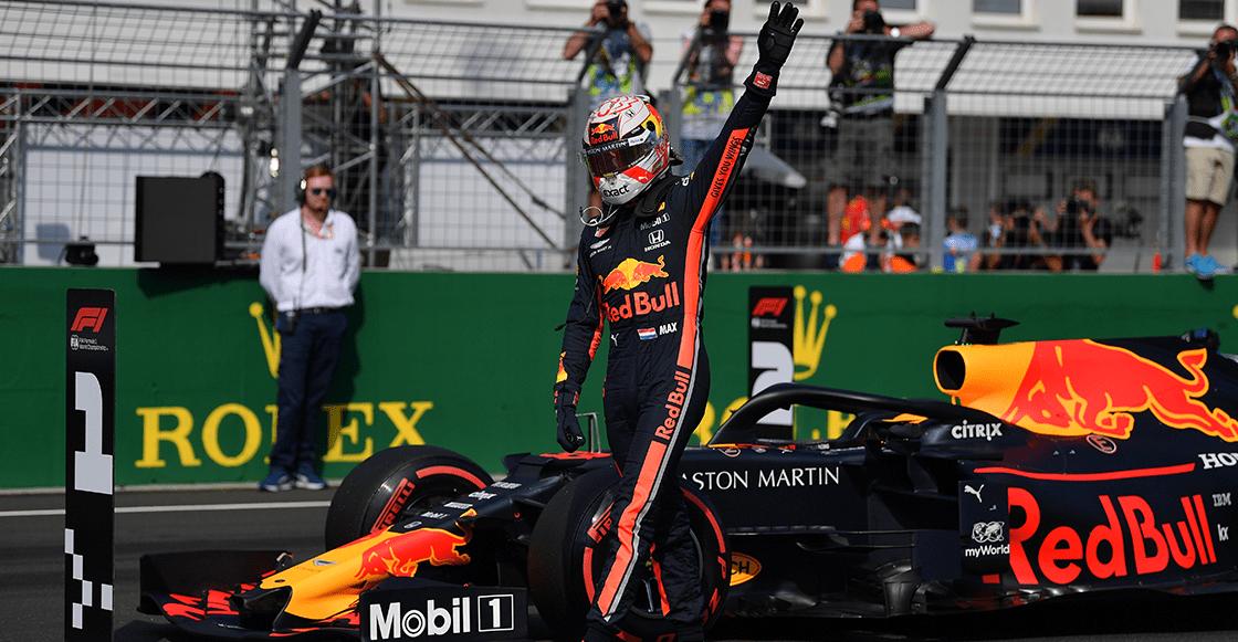 Verstappen vuelve a incomodar a Mercedes, ahora en el Gran Premio de Hungría