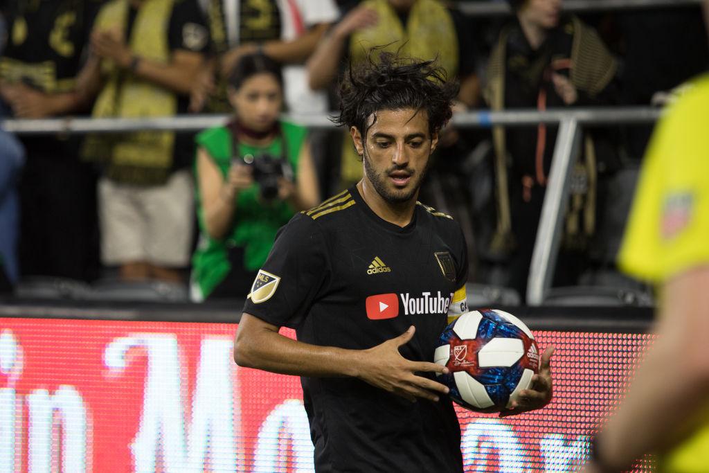 ¡En modo Bestia! El gol de Carlos Vela que guio al LA FC a los Playoffs de la MLS