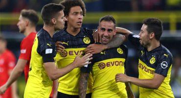 Borussia Dortmund terminó con el 'reinado' del Bayern Múnich en la Supercopa de Alemania