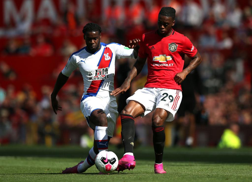 El gol con el que Crystal Palace le arrebató el paso perfecto al Manchester United