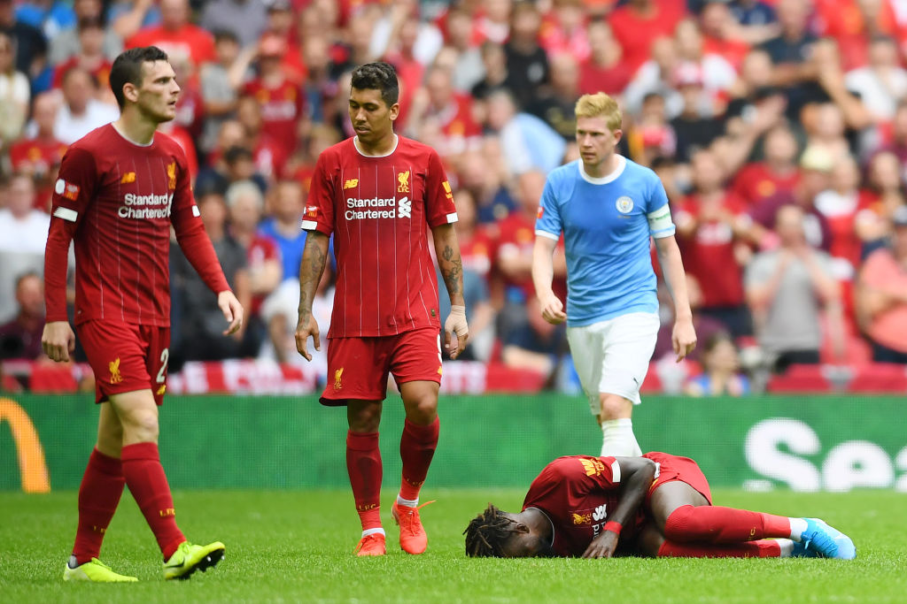 El gol de Sterling que hizo bicampeón de la Community Shield al Manchester City