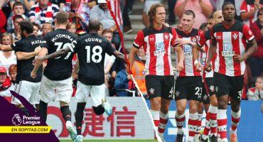 Manchester United no pudo ante Southampton y la ola de críticas viene en camino