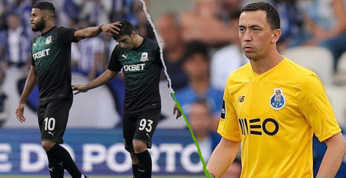 Le metieron 3 a Marchesín y el Porto se quedó sin Champions League