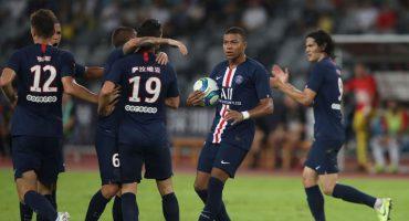 ¡Goles de Mbappé y Di María hicieron al PSG el más ganador de la Supercopa de Francia!