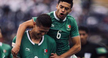 México venció a Ecuador y peleará por medalla panamericana como líder de grupo