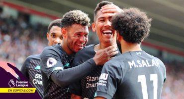 ¡Con paso de campeón! Liverpool venció al Southampton con goles de Mané y Firmino