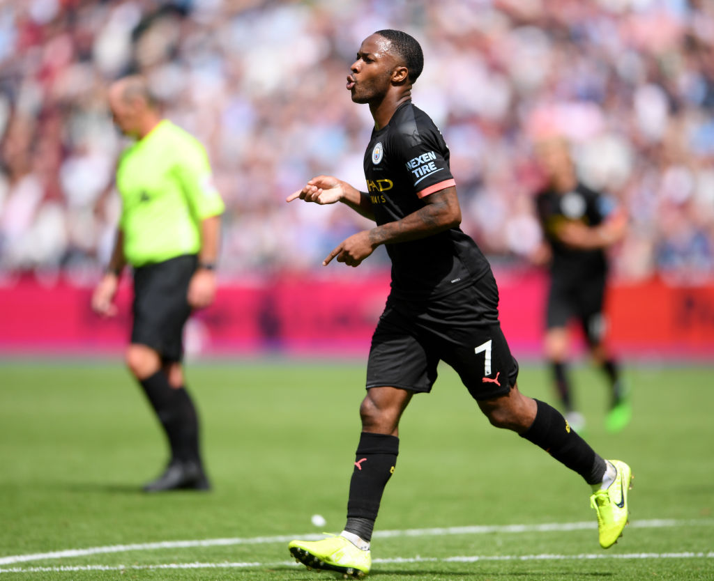 'Chicharito' no pudo evitar la derrota del West Ham ante Manchester City