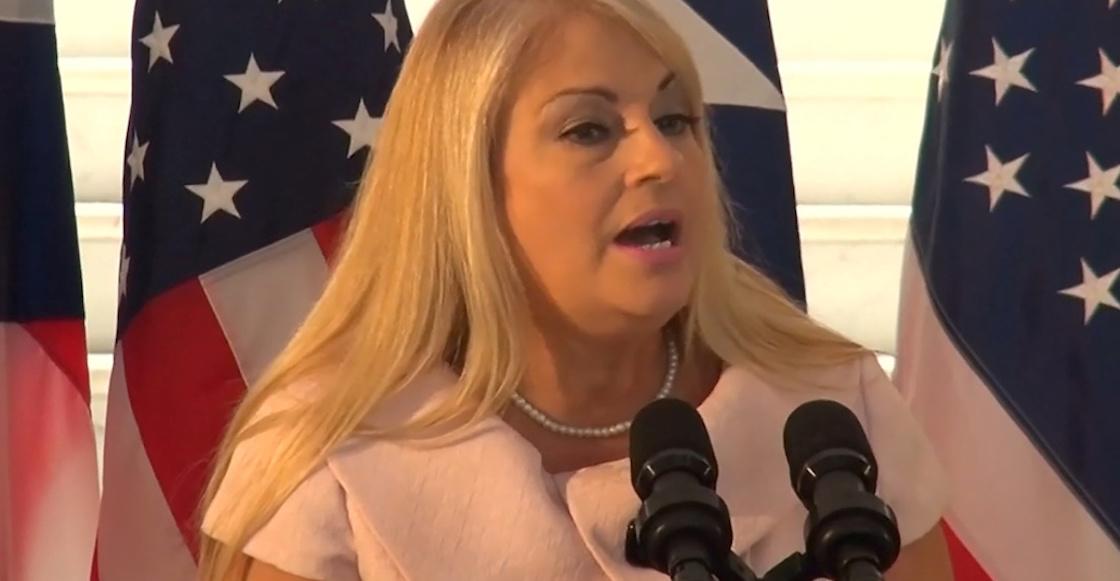 Va de nuez: Wanda Vázquez juramenta como gobernadora de Puerto Rico