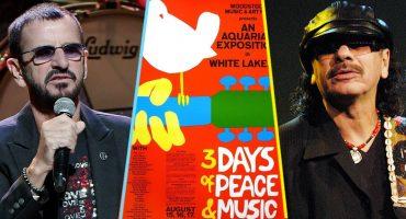 Woodstock celebrará 50 años con un show de Santana y Ringo Starr