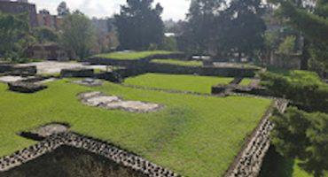 ¡Vamos! Abren al público la zona arqueológica de Mixcoac 🗿