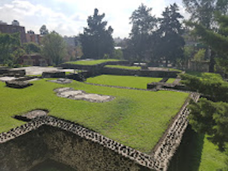 ¡Vamos! Abren al público la zona arqueológica de Mixcoac