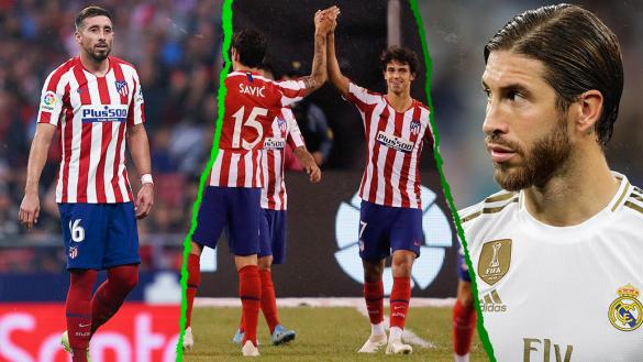 5 razones para no perderte el Atlético de Madrid vs Real Madrid