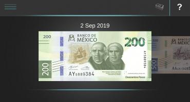 Banxico presenta nueva versión de app para detectar billetes falsos