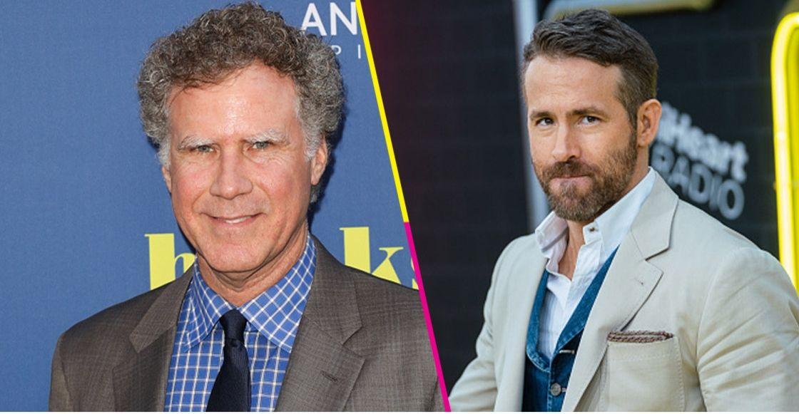 ¿A Dickens le gusta esto? Will Ferrell y Ryan Reynolds en una nueva versión de 'A Christmas Carol'