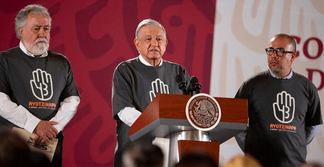 AMLO-Alejandro-Encinas-Ayotzinapa