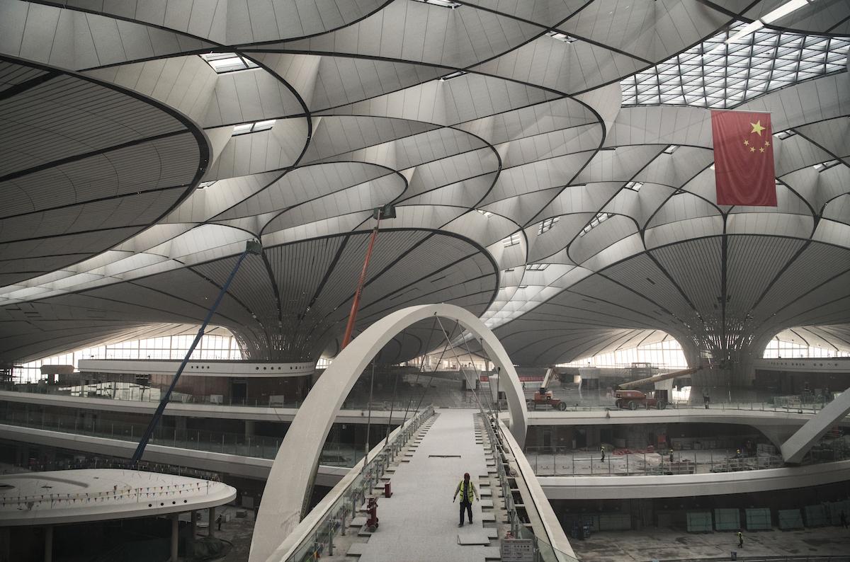 Aeropuerto-Internacional-Daxing-China