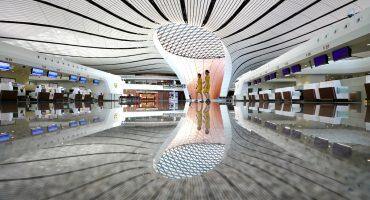 En imágenes: Así luce el Aeropuerto Internacional Daxing China