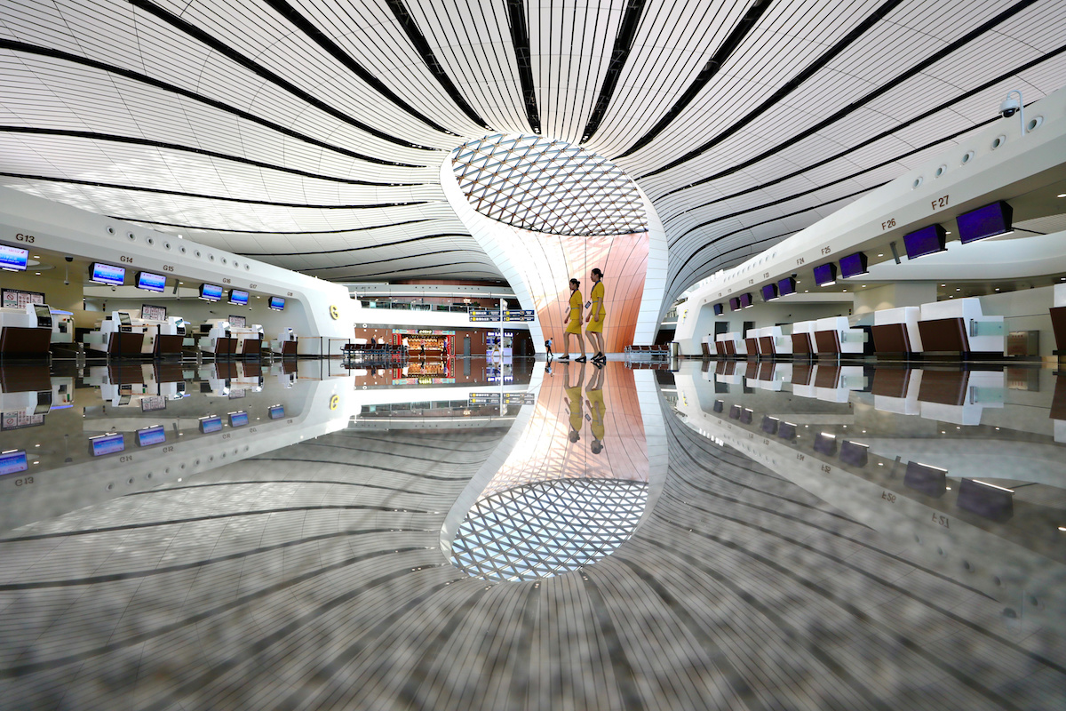 Aeropuerto-Internacional-Daxing-China